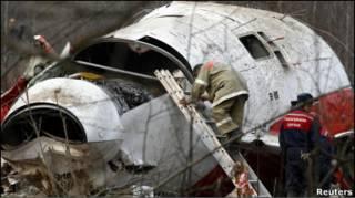 В катастрофі під Смоленськом загинули всі 96 людей