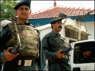 Пакистанские военные