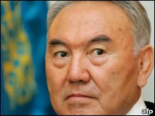 Президент Назарбаев