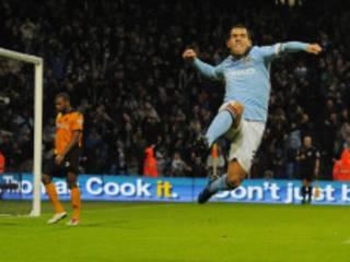 Man City ta doke Leicester a gasar FA