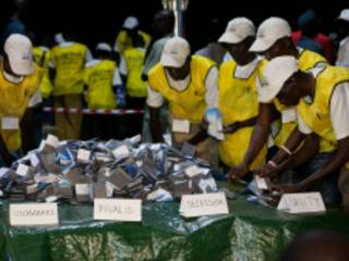 Zaben raba gardama akan 'yancin kan kudancin Sudan