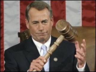 Kakakin Majalisar Wakilan Amurka, John Boehner