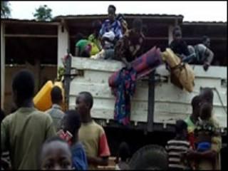 شهر فیزی در کنگو