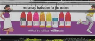 Quảng cáo Nước Vitamin của Coca-Cola
