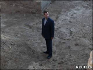 Дмитрий Медведев в Иордании