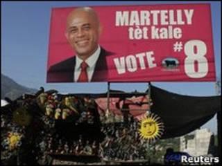 Campanha de Michel Martelly