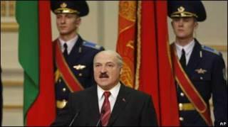 Алєксандр Лукашенка