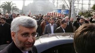 Trưởng phái đoàn đàm phán Iran
