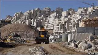 Ізраїльське поселення Хар Хома в Східному Єрусалимі