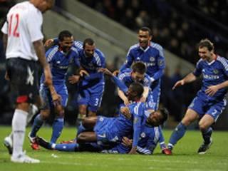 Chelsea ta lallasa Bolton da ci 4-0