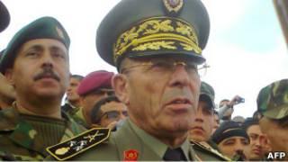 الجنرال رشيد عمار قائد أركان القوات المسلحة التونسية