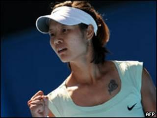 Li Na, cây vợt nữ Trung Quốc tại giải quần vợt Úc mở rộng