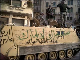 درگیری ها در مصر