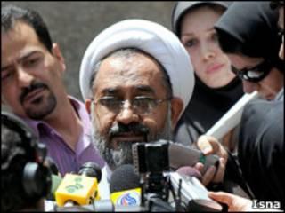 حیدر مصلحی، وزیر اطلاعات ایران