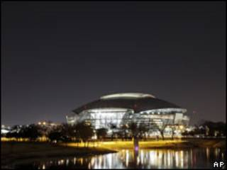 Estadio de los Vaqueros de Dallas