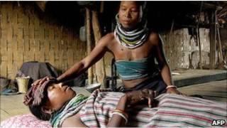 مرضى ملاريا