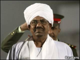 عمر البشیر، رییس جمهور سودان