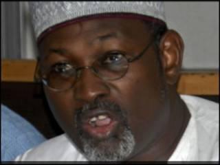 Shugaban INEC, Parfesa Attahiru Jega