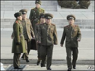 Phái đoàn của Nam Hàn