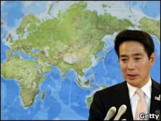 Глава МИД Японии Сэйдзи Маэхара