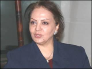 Насрин Ғаффориён