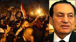 होस्नी मुबारक