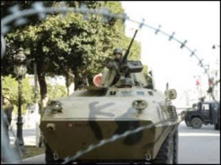 پلیس در الجزیره
