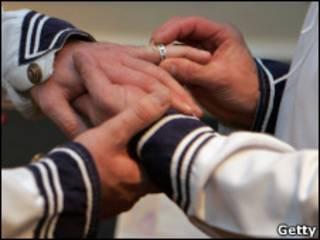 Обмен кольцами