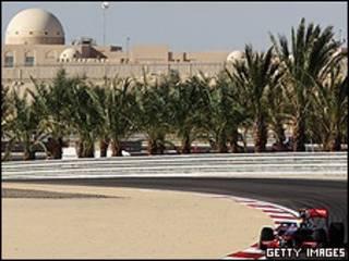 Grande Prêmio do Bahrein (arquivo Getty)