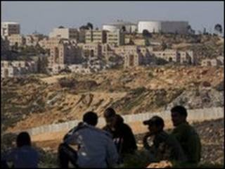 यहूदी बस्तियां