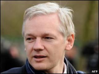 Người sáng lập trang mạng Wikileaks, ông Julian Assange