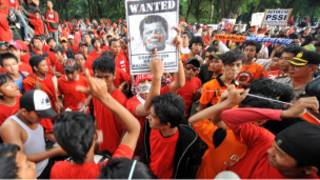 Unjuk rasa menentang Nurdin Halid