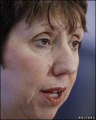 Catherine Ashton/Reuters