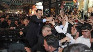 بشار اسد، رئیس جمهور سوریه