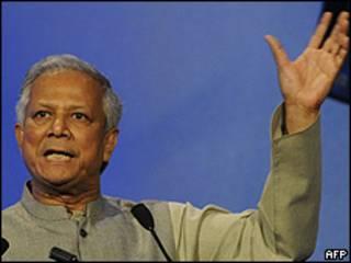 Muhammad Yunus (arquivo - AFP)