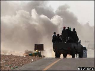 Rebeldes em Bin Jawad