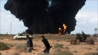 Intambara muri Libya