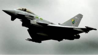 台风(Typhoon)战斗机