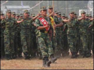 maoist combatants nepal