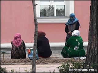مردم غیرنظامی لیبی