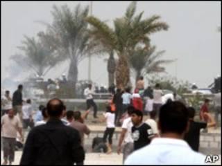 اعتراضات بحرین