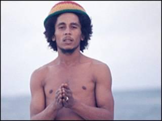 Bob Marley  Foto: Esther Anderson, Derechos Reservados