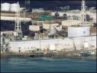 Tashar nukiliyar Fukushima