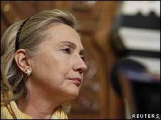 Hillary Clinton/Reuters