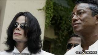 Jermaine and Michael