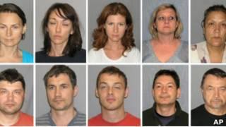 Российские агенты, высланные из США