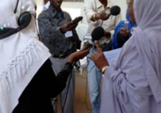 Uhuru wa wandishi habari