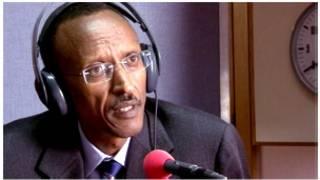 Prezida Kagame yahaye ikiganiro abanyamakuru