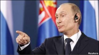 Путін у Бєлграді почувається затишно