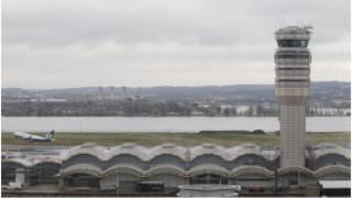 فرودگاه رونالد ریگان واشنگتن
